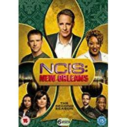 NCIS: New Orleans - Season 2 [DVD] [2016]